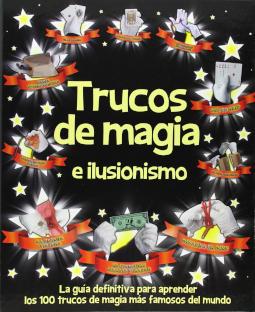 Portada de Trucos de magia e ilusionismo