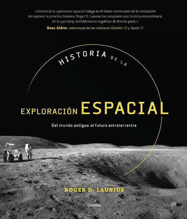 Portada de Historia de la exploración espacial
