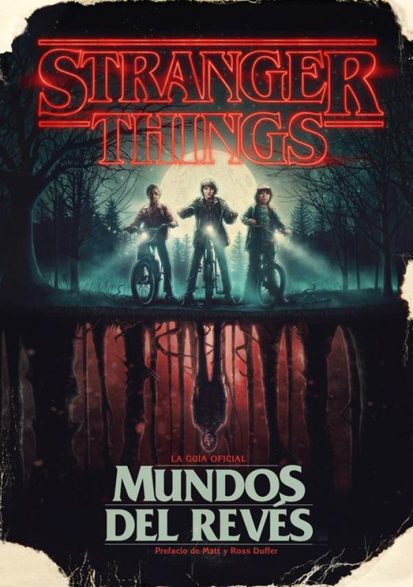 Portada de Stranger Things