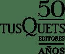 Icono 50 años de Tusquets