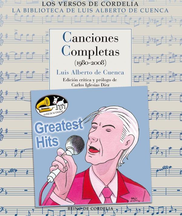 Portada de Canciones Completas