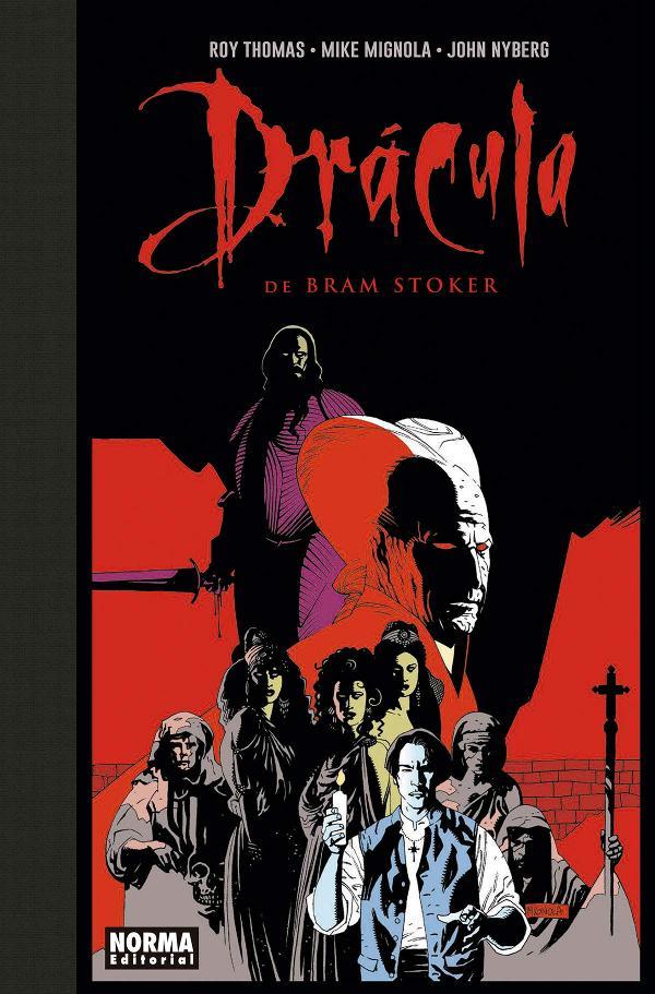 Portada de Drácula de Bram Stoker Edición Especial