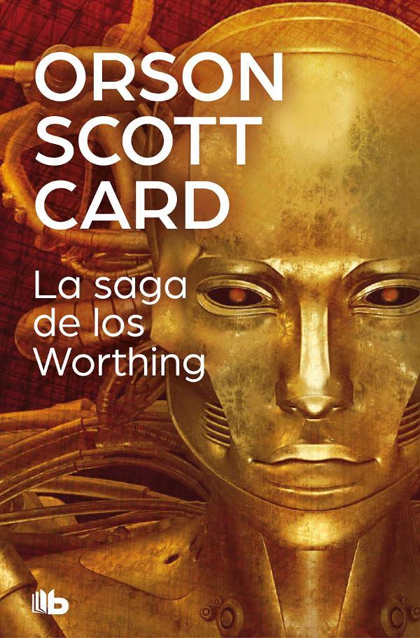Portada de La saga de los Worthing