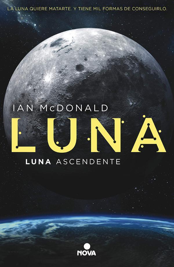 Portada de Luna ascendente