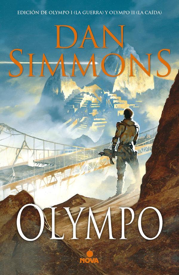 Portada de Olympo