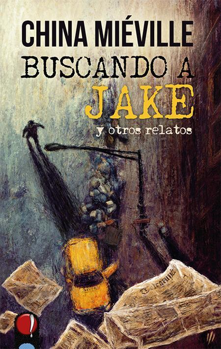 Portada de Buscando a Jake