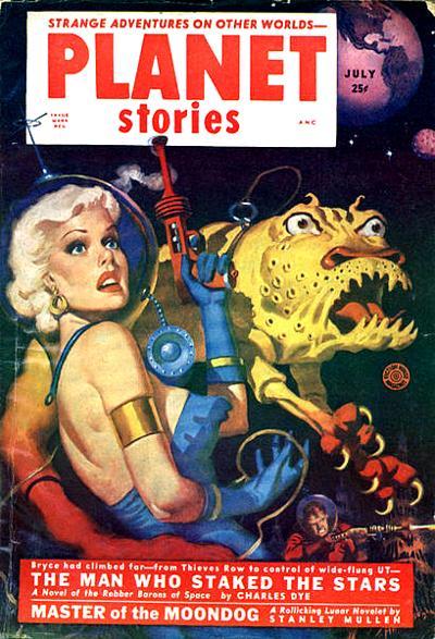 Portada de Planet Stories
