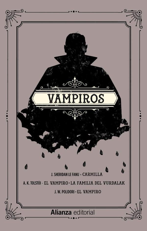 Portada de Vampiros