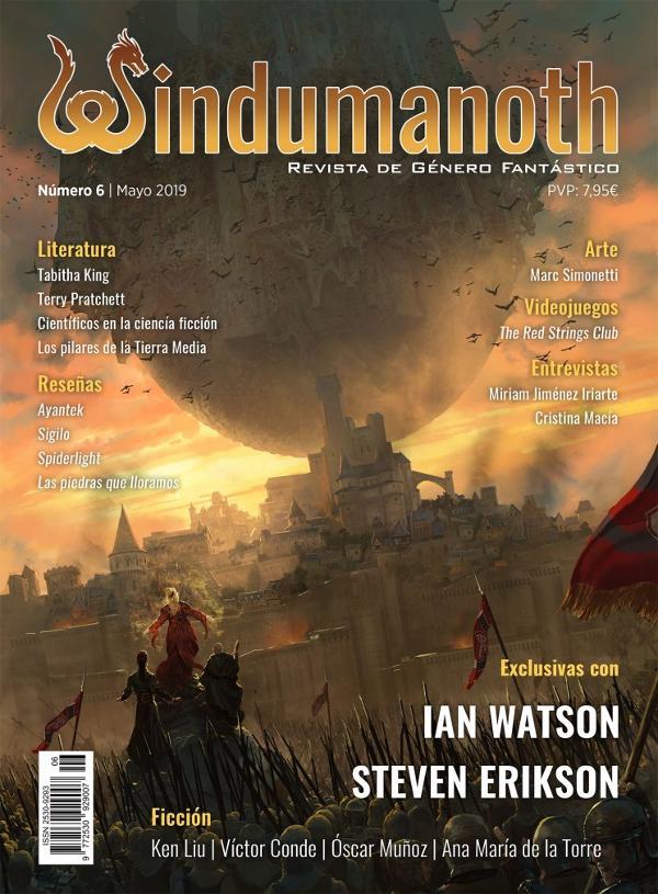 Portada de Windumanoth 6
