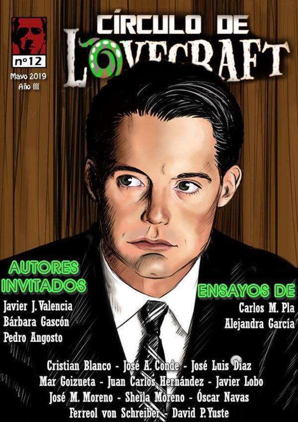 Portada de Círculo de Lovecraft 12