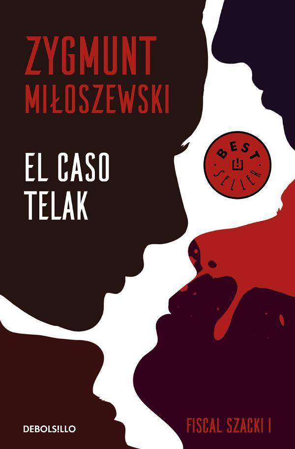 Portada de El caso Telak
