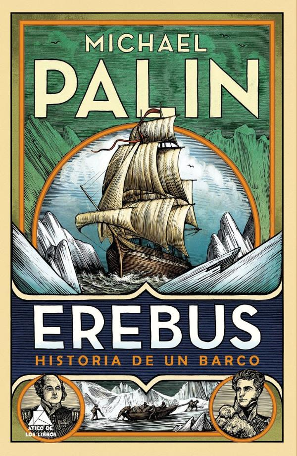 Portada de Erebus