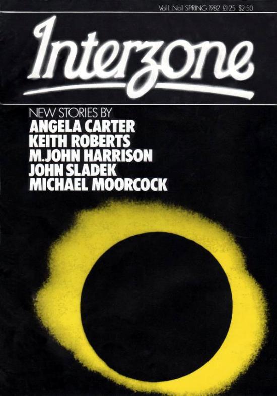 Portada de Interzone Magazine