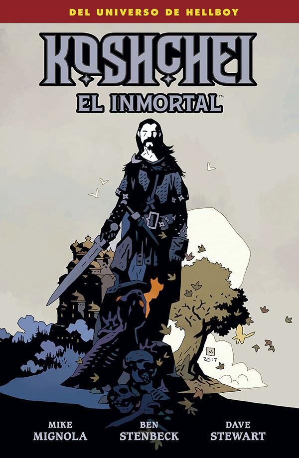 Portada de Koshchei el Inmortal