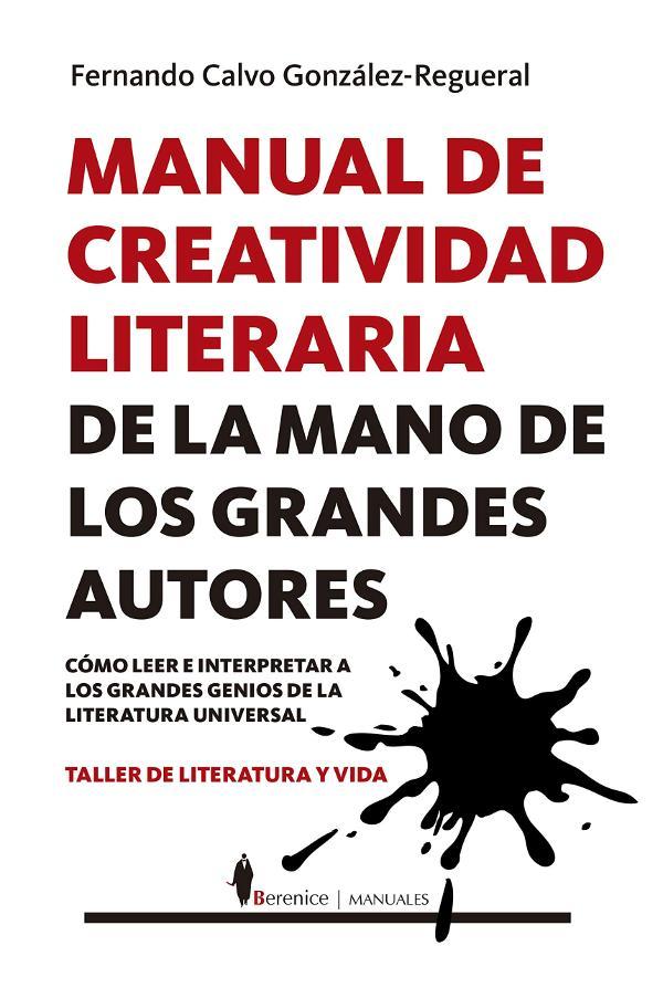 Portada de Manual de creatividad literaria