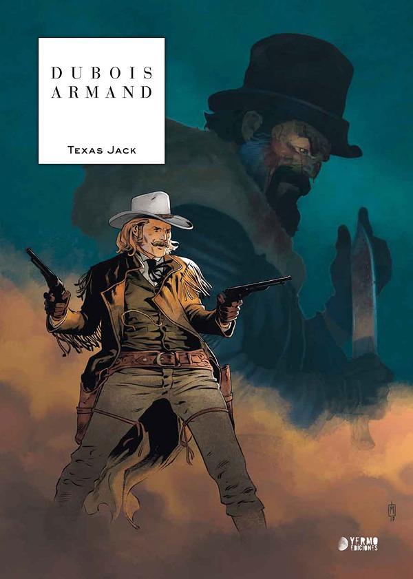 Portada de Texas Jack