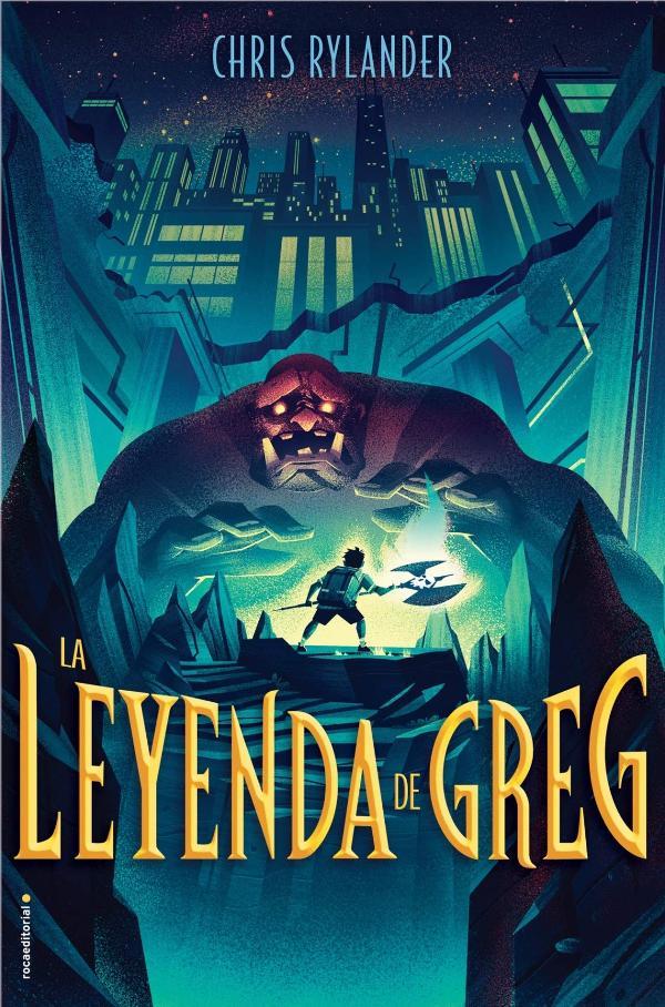 Portada de La leyenda de Greg