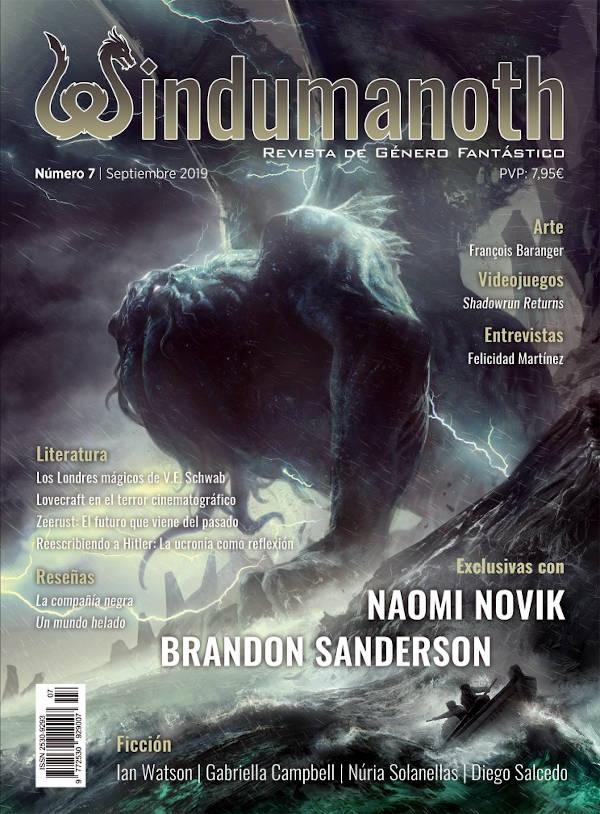 Portada de la revista Windumanoth 7