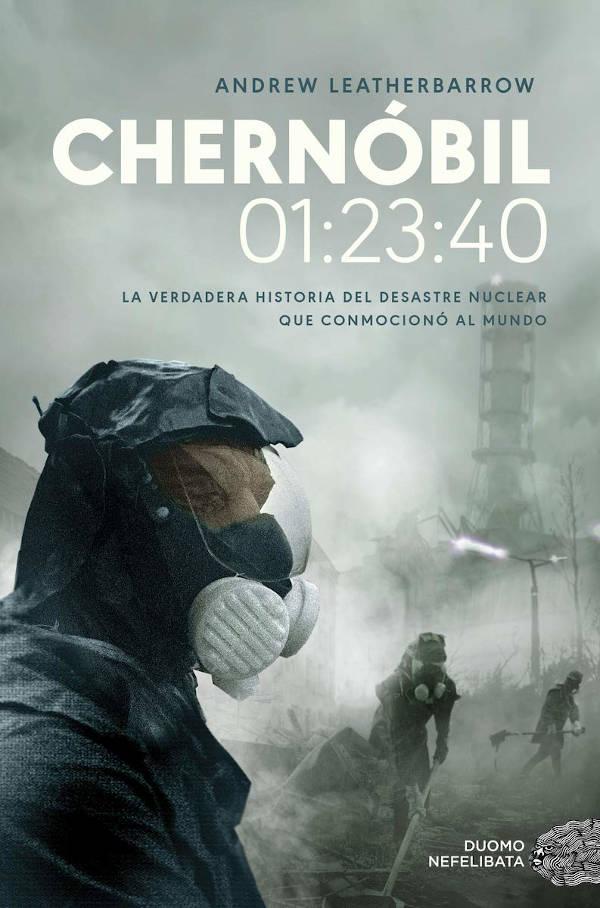 Portada de Chernóbil 012340