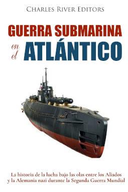 Portada de Guerra submarina en el Atlántico