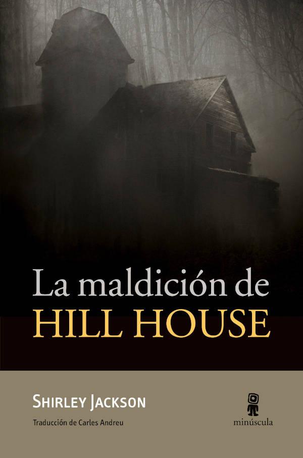 Portada de La maldición de Hill House