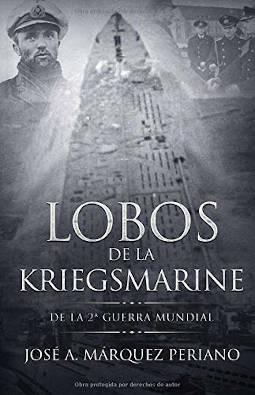Portada de Lobos de la Kriegsmarine