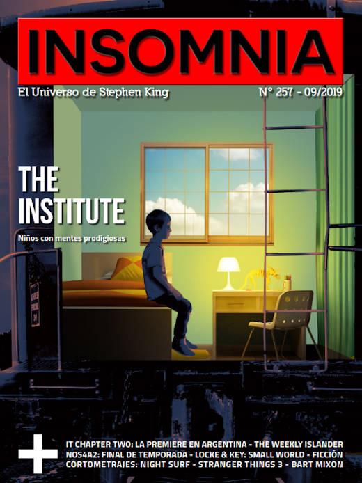 Portada de Revista Insomnia 245