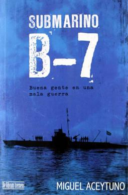 Portada de Submarino B-7