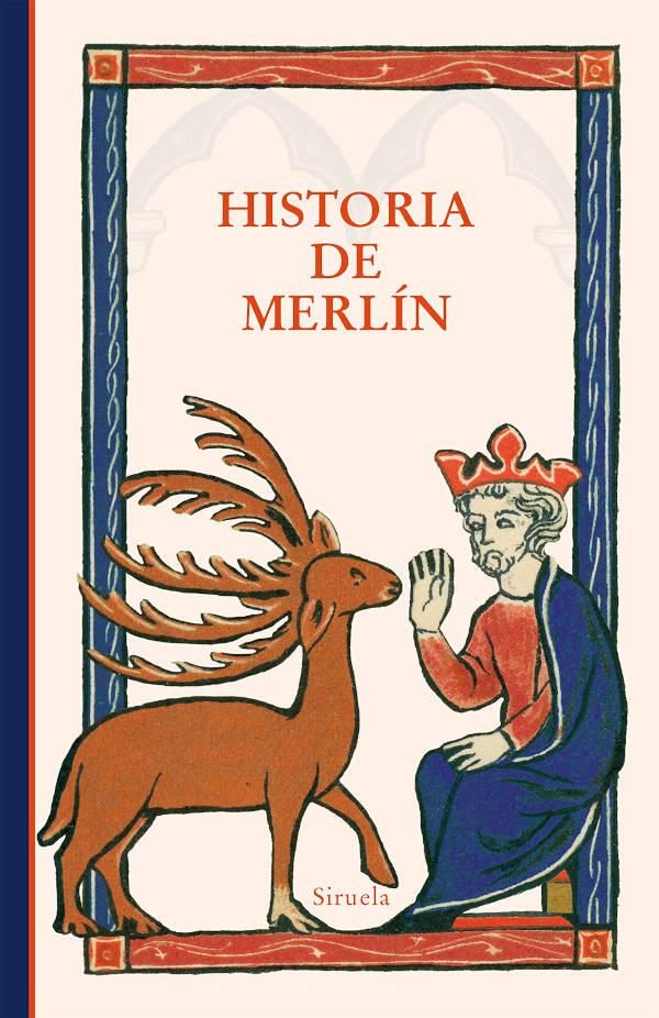 Portada de Historia de Merlín