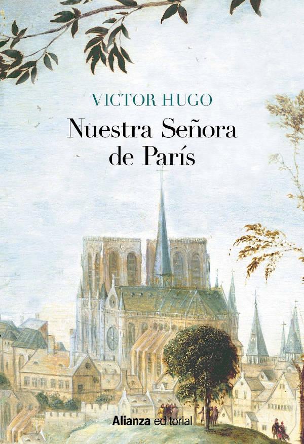 Portada de Nuestra Señora de París edición ilustrada