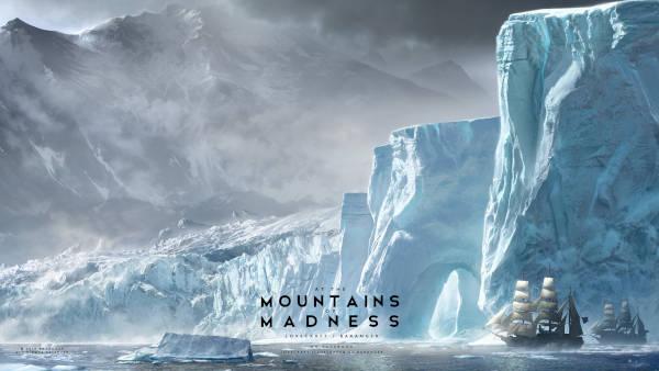 Cuadro de Las Montañas de la Locura