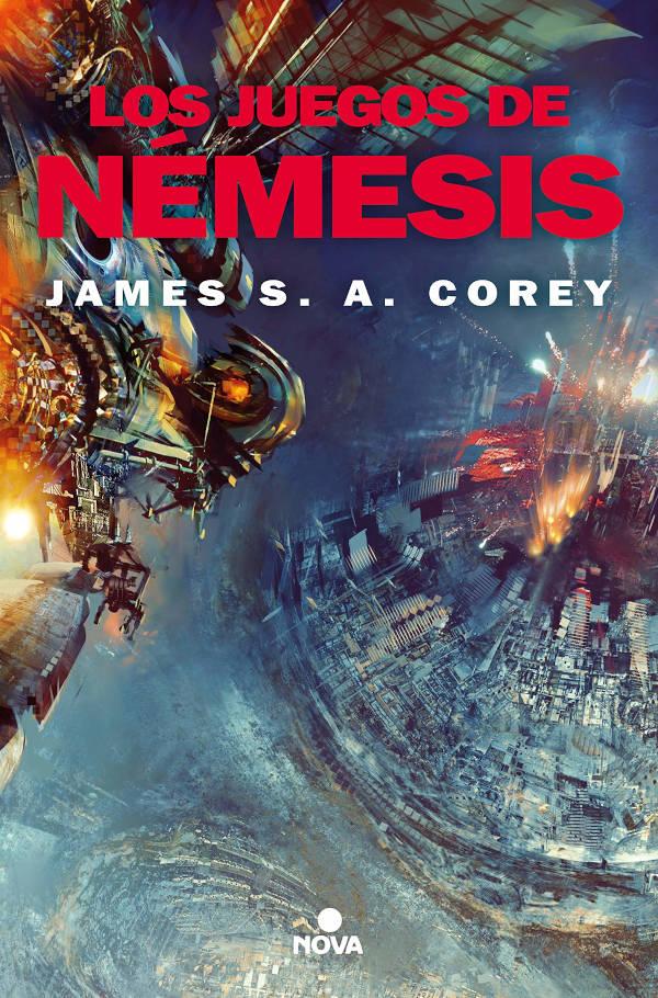 Portada de Los juegos de Nemesis