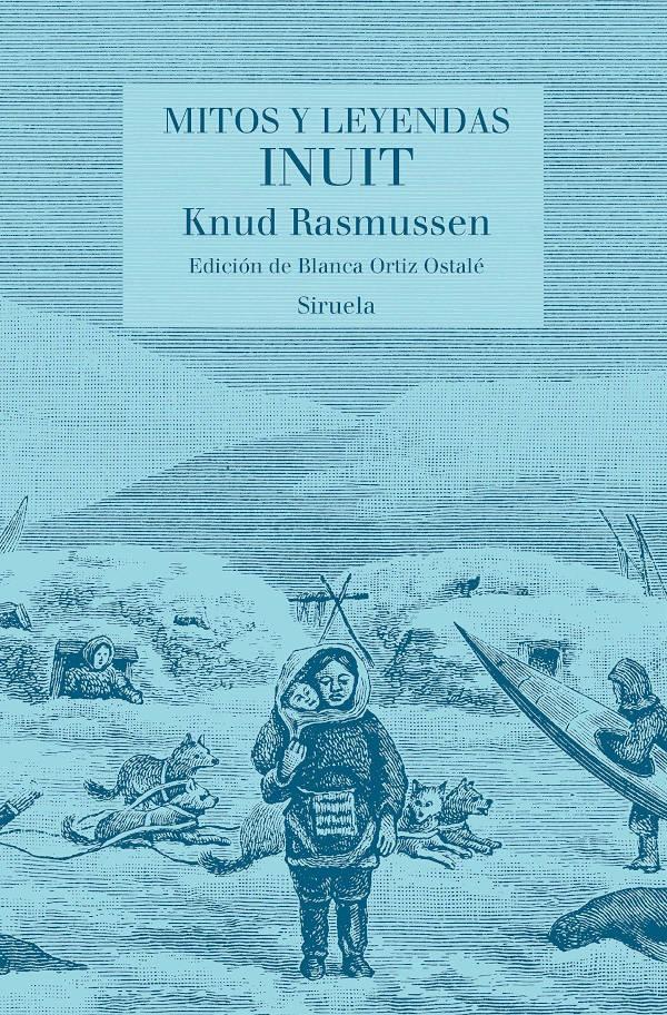Portada de Mitos y leyendas inuit