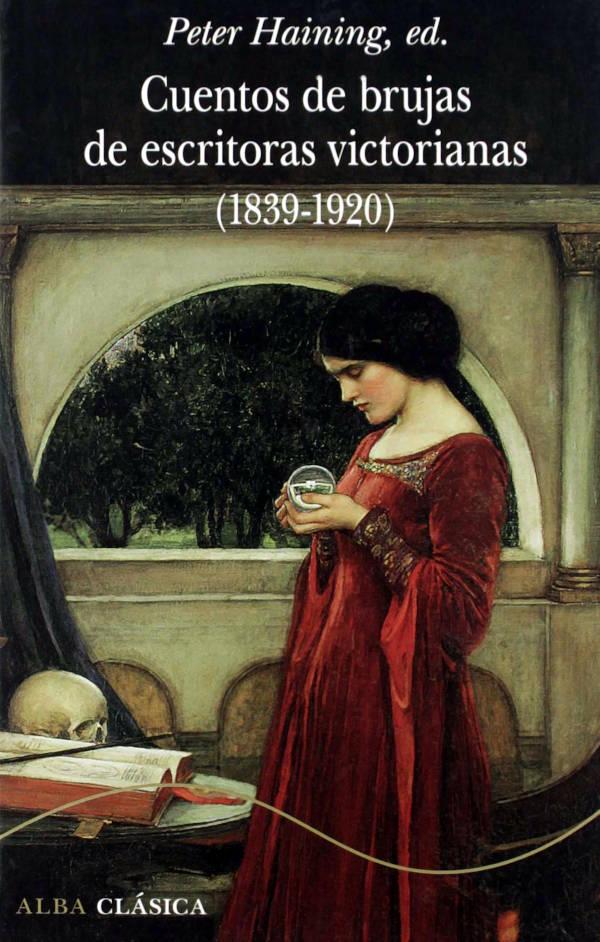 Portada de Cuentos de brujas de escritoras victorianas