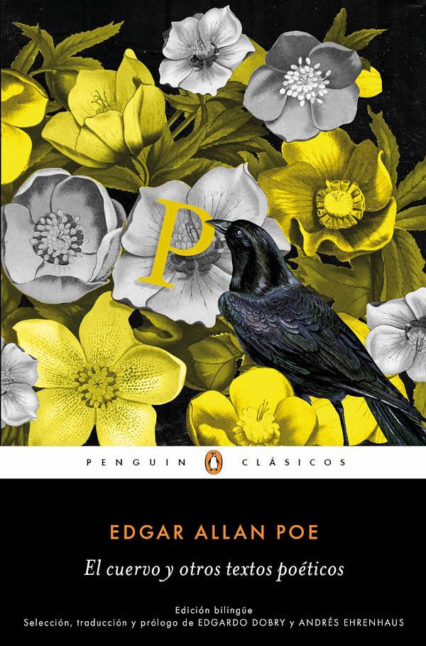 Portada de El cuervo y otros textos poéticos