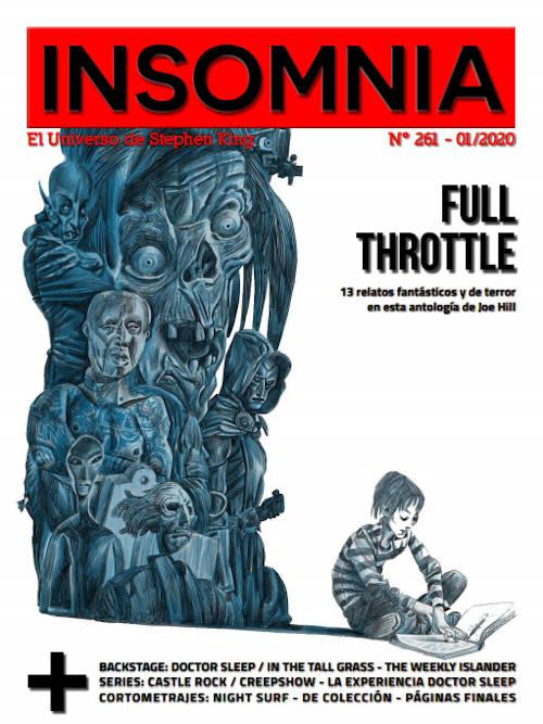 Portada de Revista Insomnia 261