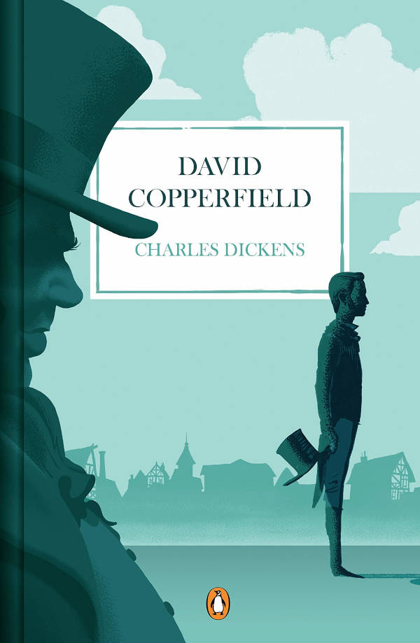 Portada de David Copperfield