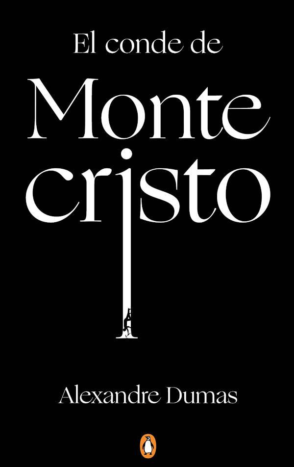 Portada de El conde de Montecristo en Penguin Clásicos