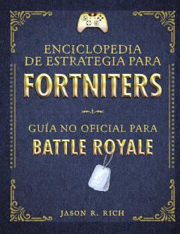 Portada de Enciclopedia de estrategia para fortniters