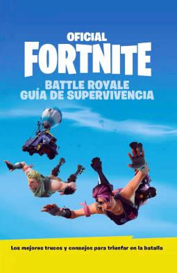 Portada de Guía de supervivencia oficial Fortnite