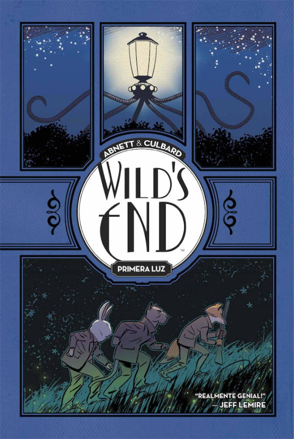 Portada de Wilds End Primera luz