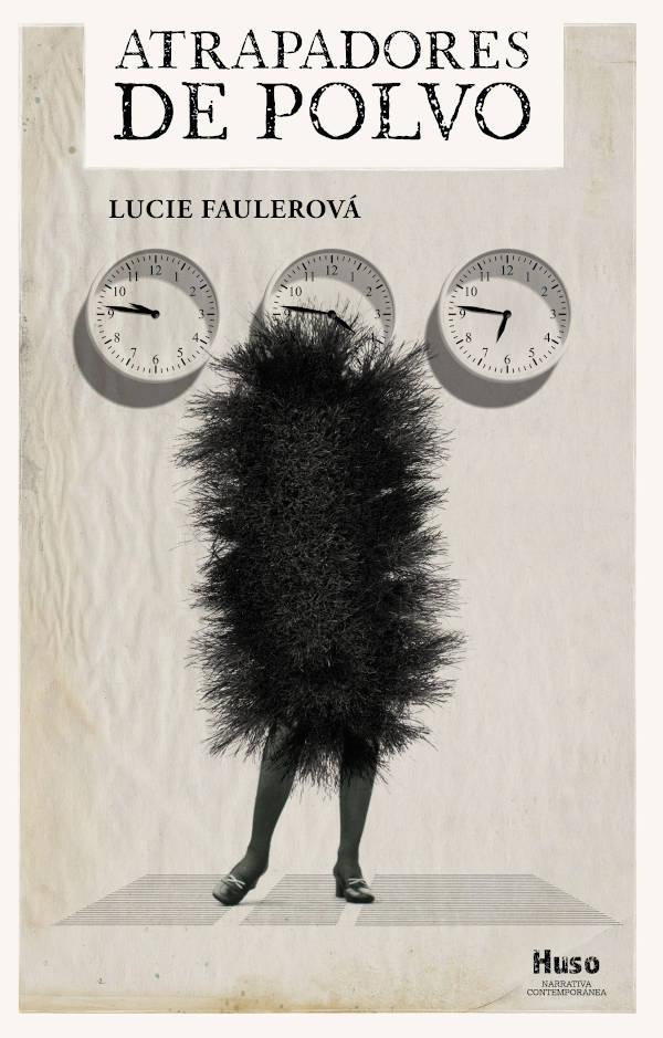 Portada de Atrapadores de polvo de Lucie Faulerová