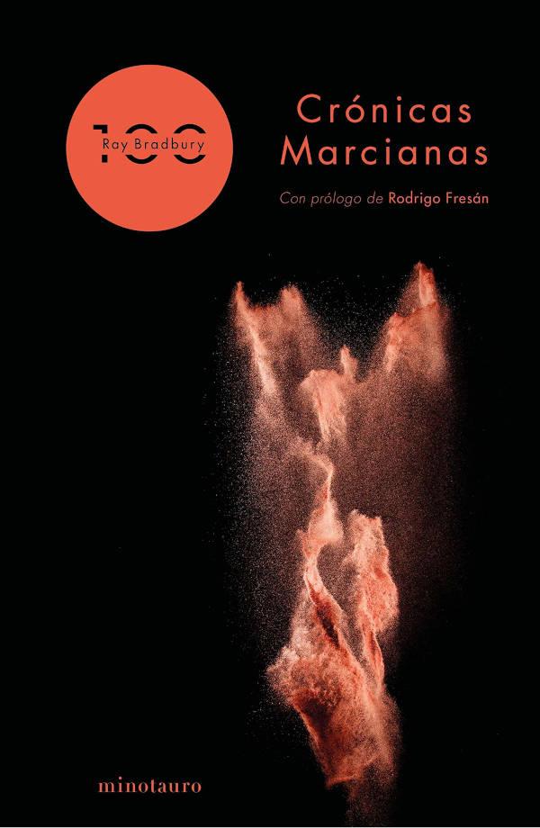 Portada de Crónicas marcianas 100 aniversario