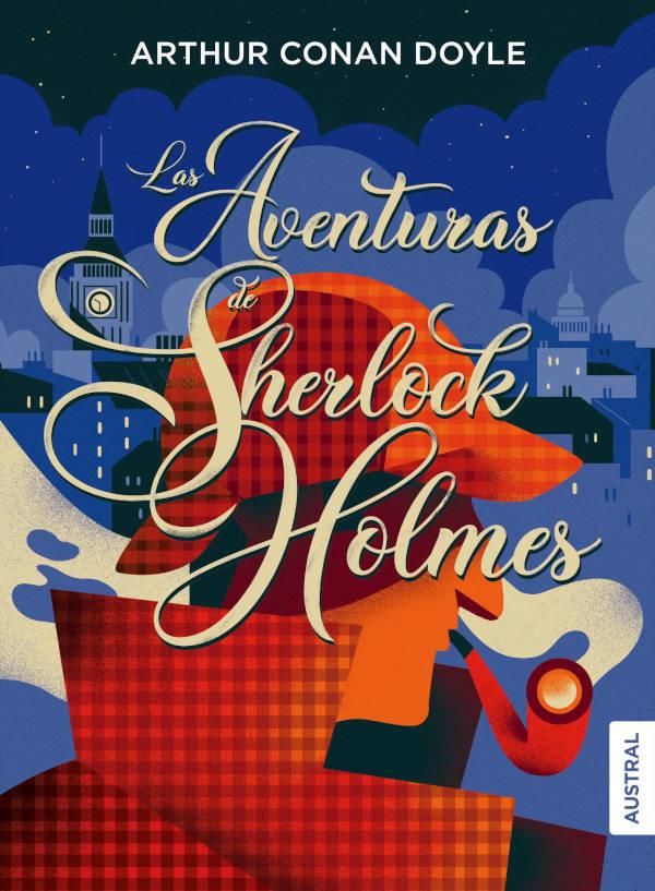 Portada de Las aventuras de Sherlock Holmes