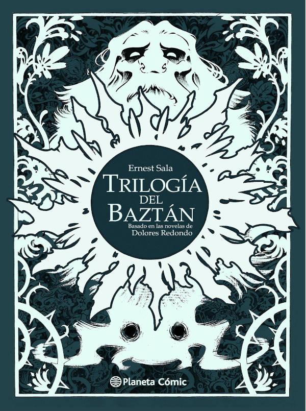 Portada de Trilogía del Baztán