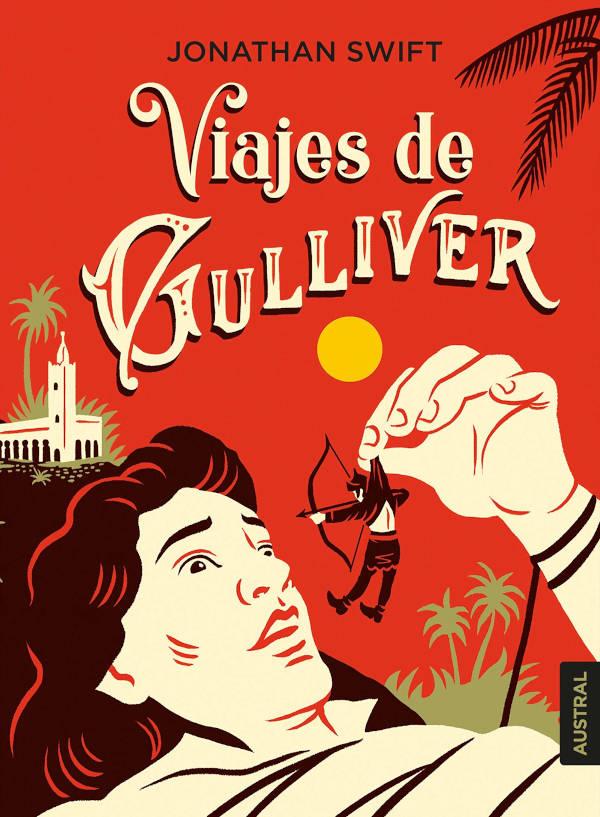 Portada de Viajes de Gulliver