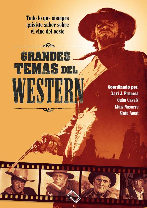 Portada de Grandes temas del Western