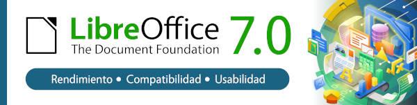 Imagen de LibreOffice 7