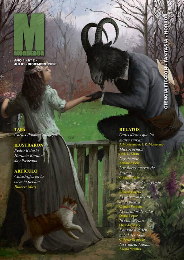 Portada de Revista Mordedor 02