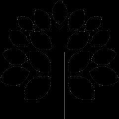 Imagen iconmonstr-tree-7-240